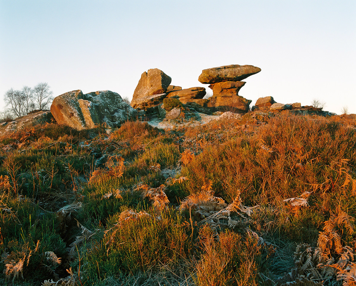 Contemporary Landscape Photography - Brimham Rocks