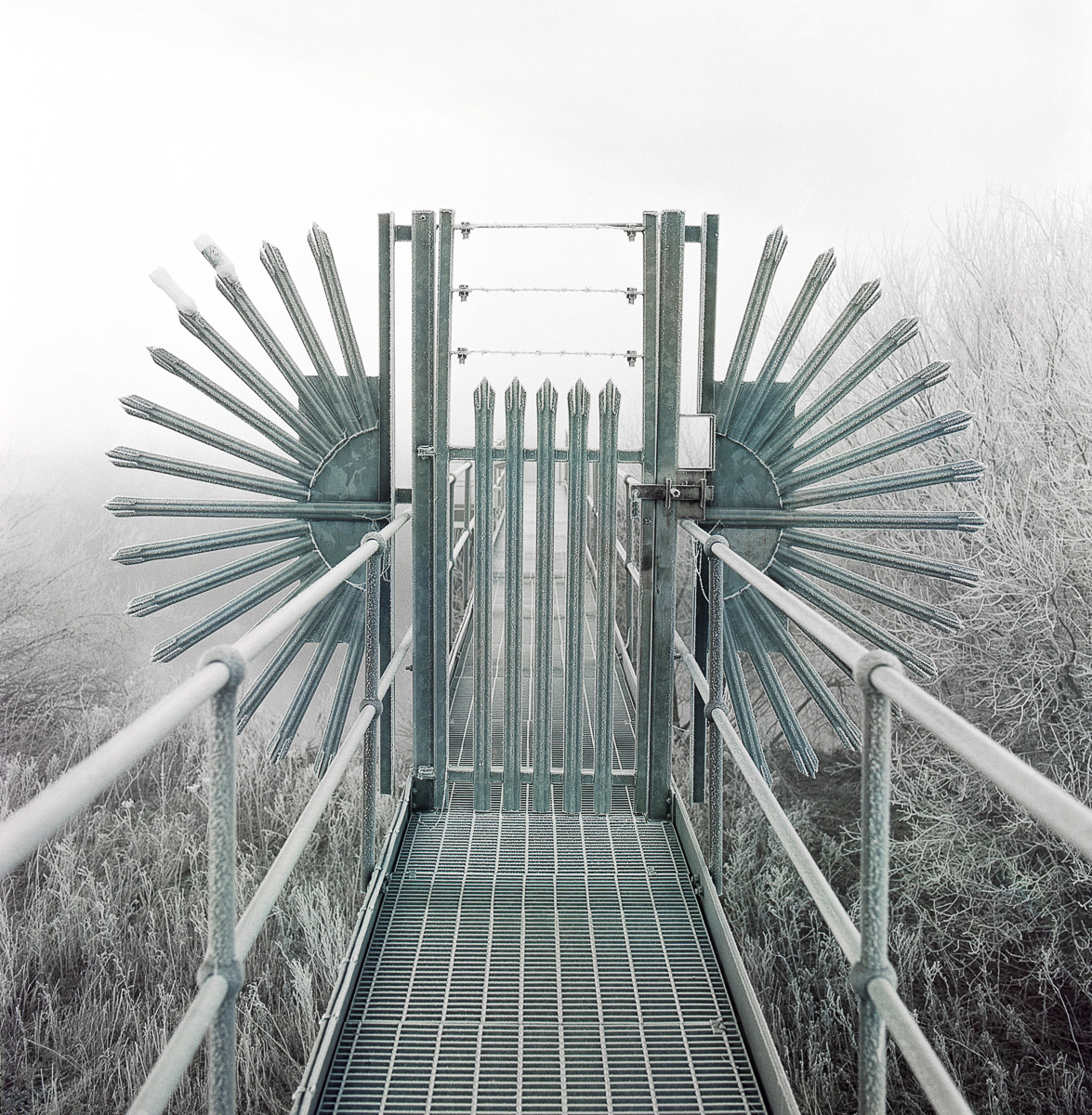 Leeds Landscape documentary and editorial photographer - Bridge