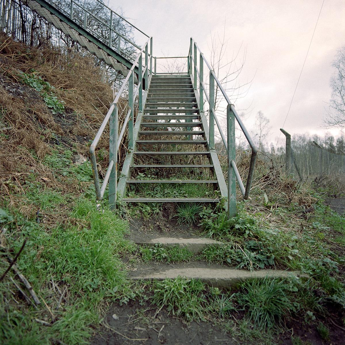 River Walk contemporary landscape photography