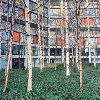 Park Hill Flats - Sheffield Documentary Photographer