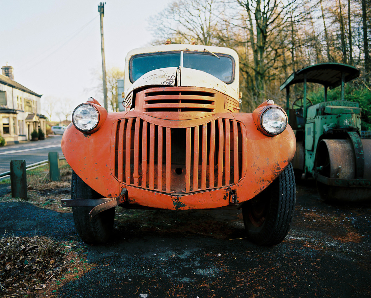 Contemporary Documentary Photography - Rust