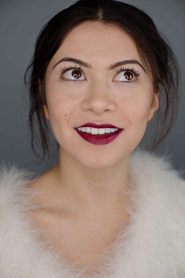 Makeover Portrait
