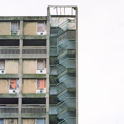 Documentary Photography Park Hill Flats