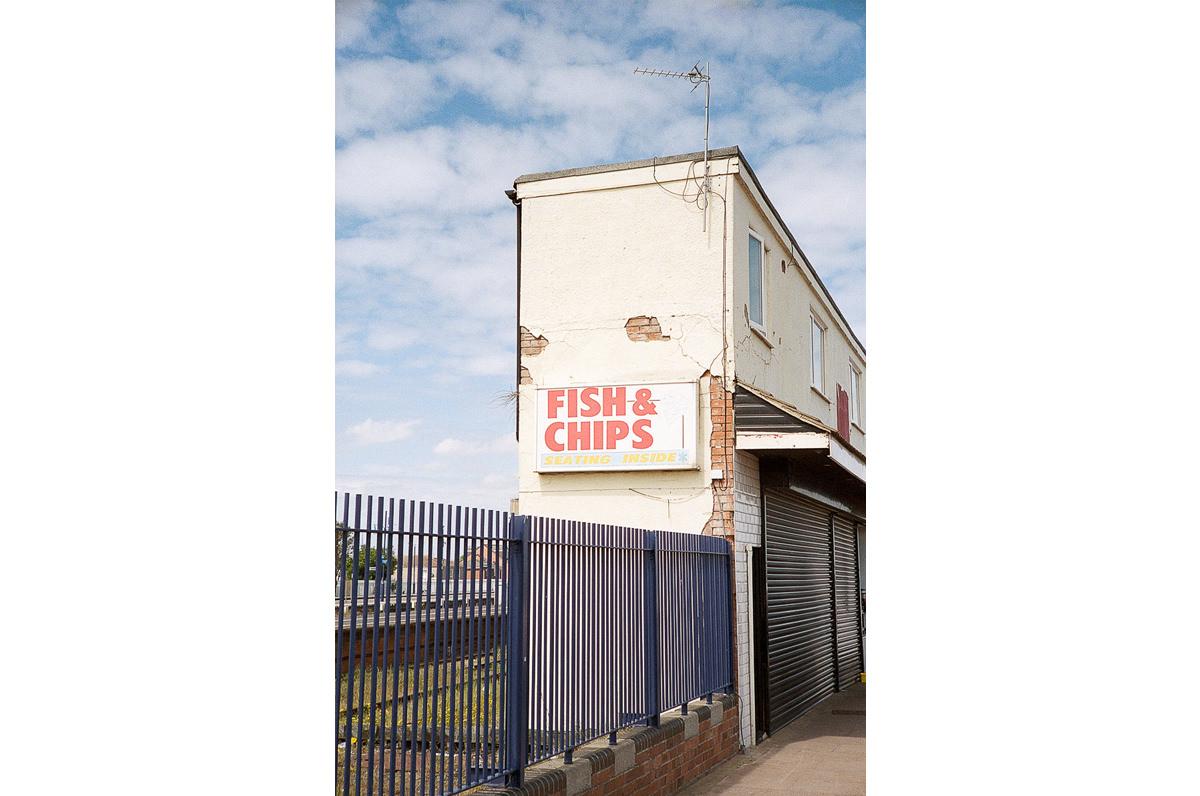 fish & chips - documentary photographer