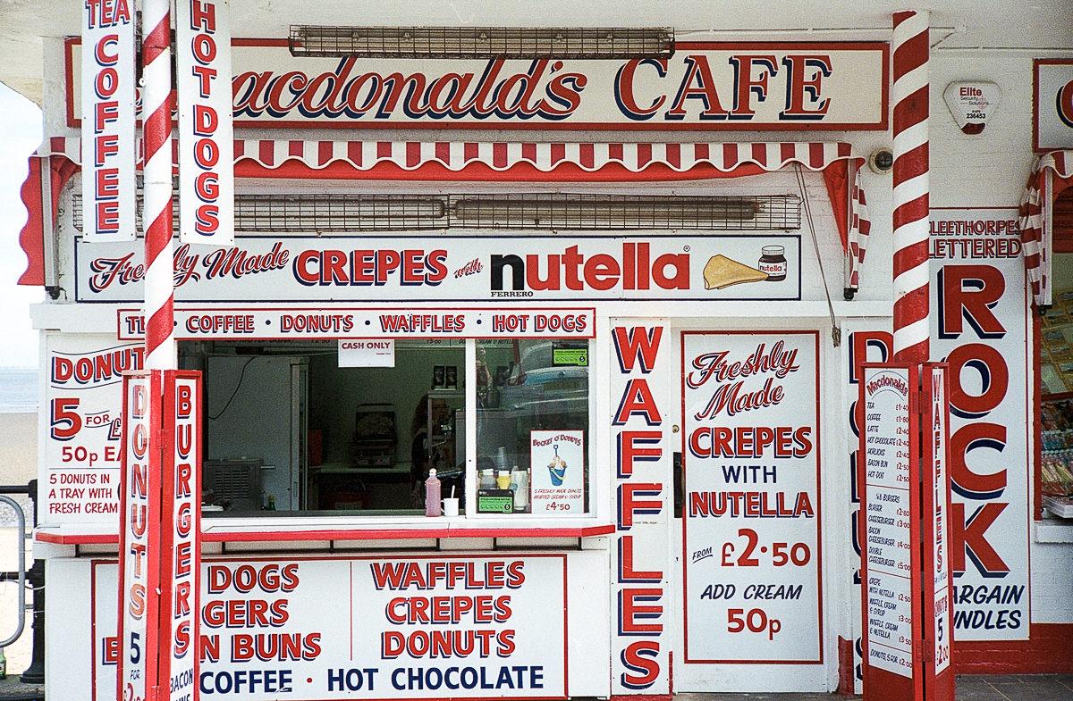 fast food - documentary photographer