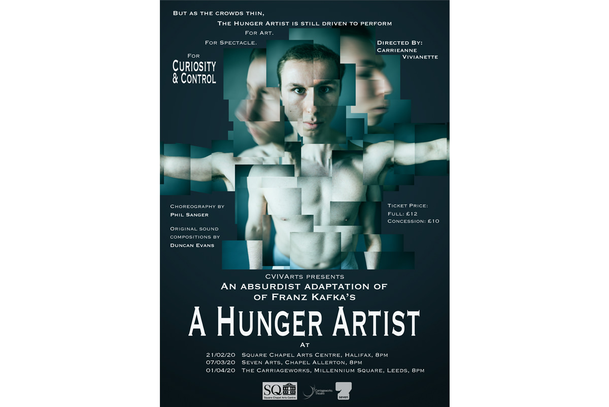 A Hunger Artist Advertising Photography