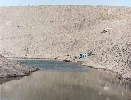 New Topographics: Pontefract Quarry