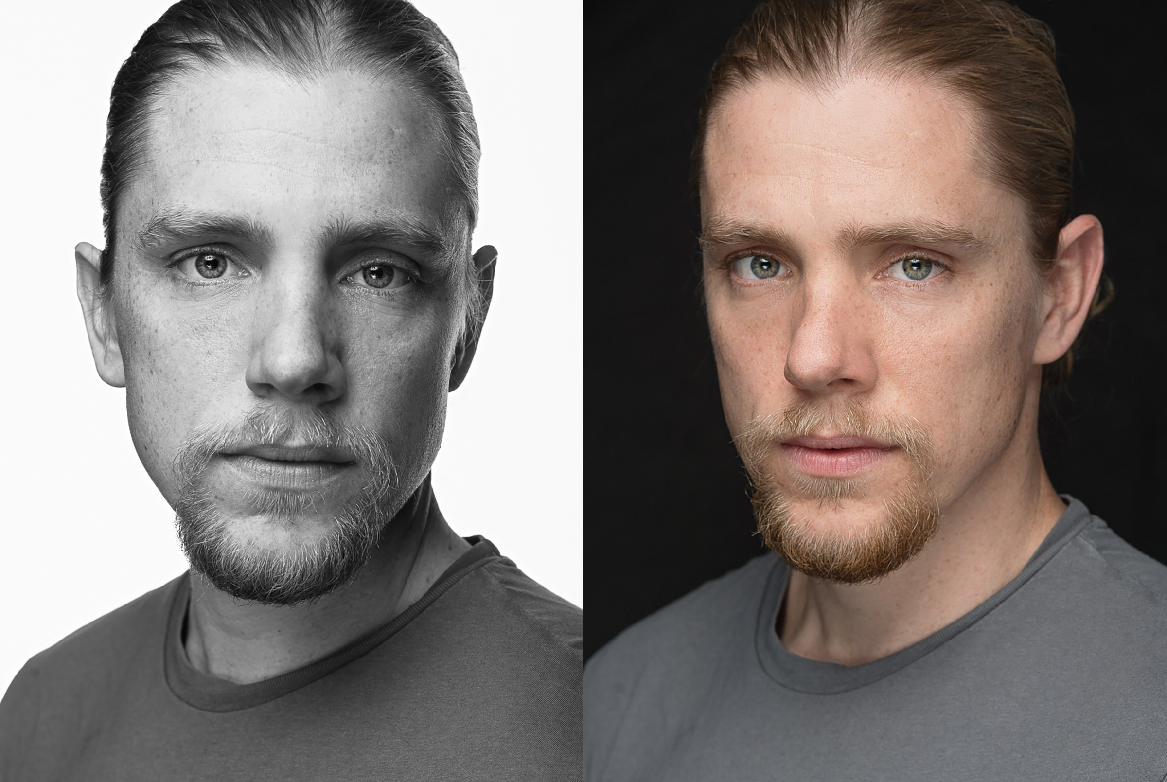 Ryan Hawley Emmerdale Actor Headshots in Leeds